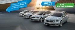 Die ŠKODA Umweltprämie bis zu 7.000 Euro sichern